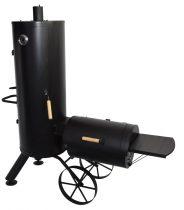 Activa Springfield grill füstölővel 4 az 1 ben