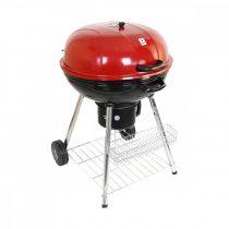Activa Cuba red faszenes grillsütő 66 cm