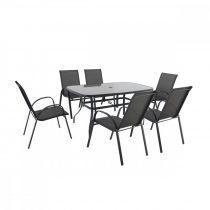 Creador Verona 6+ garnitúra (6x szék + 1x asztal) |Verona6|