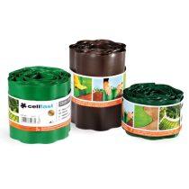Cellfast hullámos elválasztó szegély - 15cm / 9m / zöld