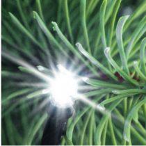 Dekortrend Kültéri KONTAKT LED fényfüzér 100 db HIDEG FEHÉR LED-del 10 m