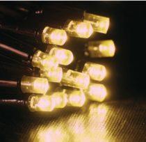Dekortrend Kültéri KONTAKT LED fényfüggöny 140 db MELEG FEHÉR LED-del 1 x 2 m