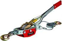 Einhell TC-LW 2000 karos kézi csörlő (max 2000 kg)