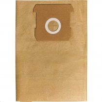 Einhell porzsák, 12 liter, 5 db/ csomag porzsák
