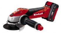 Einhell TE-AG 18/115 Li Kit (1x3,0Ah) sarokcsiszoló |4431119|