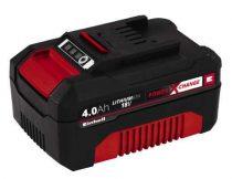 Einhell 18V 4,0 Ah Power-X-Change akkumulátor