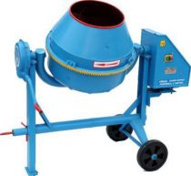Betonkeverő AGRO-WIKT BWA160 (160/110 liter) 230V