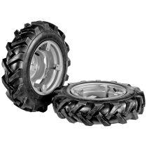 Eurokomax Levegős traktor kerekek 4.00-10 (állítható tárcsák) (pár)