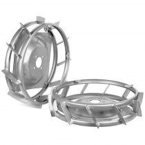 Eurokomax Körmös acélkerék (pár) 40x10 cm