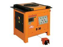 Betonvashajlító gép GMS B36 400V
