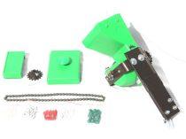 Eurokomax Adapter (vegyszer adagoló, gépi és kézi elemekhez)