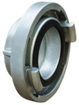 Eurokomax Nyomótömlő csonk kapocs 3 coll (menetes, gépre szerelni)