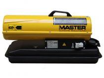 Hőlégfúvó MASTER B70 (gázolajos 20kW)