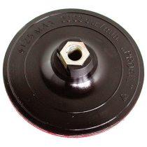 Extol Craft gumitányér sarokcsiszolóhoz; 125mm, tépőzáras |108500|