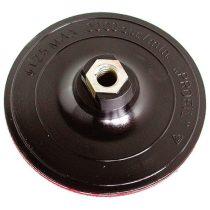 Extol Craft gumitányér sarokcsiszolóhoz; 125mm, tépőzáras