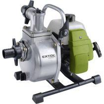 "Extol Craft benzinmotoros szivattyú, 1,45 kW, kétütemű, 1,5""; max. 250 liter/perc, max. 35 m |414503|"