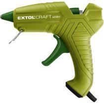 Extol Craft melegragasztó pisztoly, 40W, stift átmérő:11mm, bliszteren |422001|