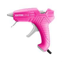 Extol Lady melegragasztó pisztoly, 40W, stift átmérő:11mm, Extol Lady, bliszteren