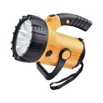 Extol Light LED lámpa, 10W CREE XML, 500Lm (előre, fókuszált fény) + 3W COB LED - 300lm (oldalra, szórt fény), beépített Li-ion akku |43129|