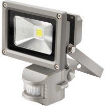 Extol Light LED lámpa, falra szerelhető reflektor; mozgásérzékelővel, 10W, 650 lm, IP44, 230V/50Hz |43211|