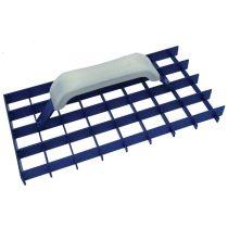 Extol Craft vakolatgyalu 280 × 140mm, acél, műanyag bevonatú nyél