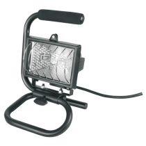 EXTOL hordozható halogén lámpa, 120W (max.150W), 2300 lm, IP44, kábel: 1,7m