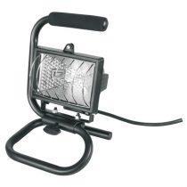 Extol Craft hordozható halogén lámpa, 120W (max.150W), 2300 lm, IP44, kábel: 1,7m |82788|