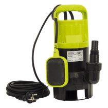 Extol Craft szennyvíz szivattyú, 550W  Extol Craft, szállító teljesítmény: 12m3/h, max. száll. 6 m |84501|