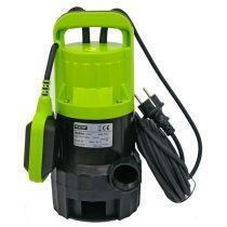 EXTOL szennyvíz szivattyú, 750W Extol Craft, szállító teljesítmény: 13,5m3/h, max. száll. 8 m