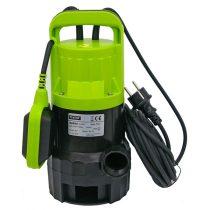 EXTOL szennyvíz szivattyú, 400W Extol Craft, szállító teljesítmény: 9m3/h, max. száll. 6 m