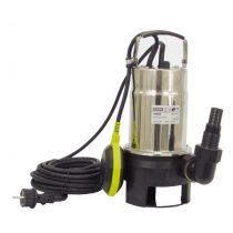 Extol Craft szennyvíz szivattyú, 750W, rozsdamentes ház  Extol Craft, szállító teljesítmény: 12m3/h, max. száll. 8 m |84505|