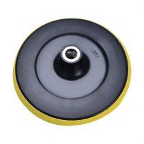 Extol tartalék gumitalp tépőzáras 8792500 polírozógéphez, átmérő: 180mm, M14, max: 8500 ford/perc