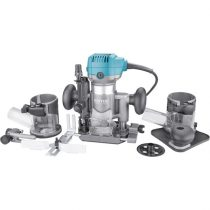 Extol Industrial felsőmarógép, 710W, többfunkciós, befogás: 6/8mm |8793302|