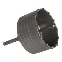 Extol Premium körkivágó téglához, SDS befogás; 85mm, 100mm hosszúságú szár  8801962 