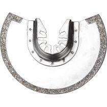 Extol Premium tartalék körszegmens vágófej, 88mm,417200 és 417220-hez, gyémánt szemcse, használható: habarcs, kerámia, csempe,üvegszál