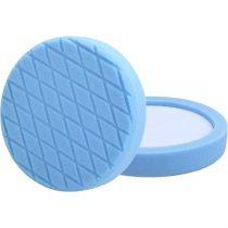 Extol Premium polírkorong, vágott, közepes polírozás, T60, 180×30mm, kék, tépőzáras