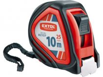 Extol Premium mérőszalag, gumírozott, 1 stoppos, 10m×25mm |8821029|