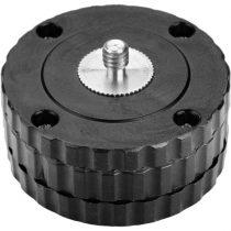 """Extol Premium forgó adapter lézeres vízszintezőhöz, 5/8"""" > 1/4"""" menetes"""
