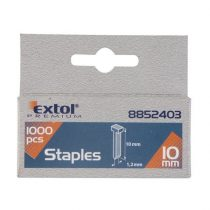 Extol Premium szeg fejjel profi tűzőgéphez 1000db ; 14mm (2,0×1,2mm) |8852405|