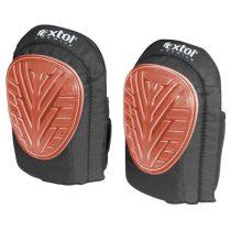 EXTOL PRÉMIUM térdvédő gumi, zselés, 2 db, tépőzáras pánt