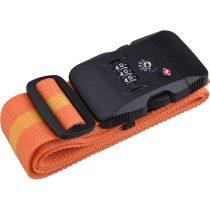 Extol Premium bőrönd heveder, TSA számzáras, 1000 db kód beállítható, 1,95 m × 5 cm