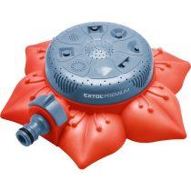 Extol Premium locsoló, virág alakú talapzat, 8 funkciós, műanyag; kuplung csatlakozóval |8876467|