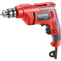 Extol Premium fúrógép 450W, 0-2800 ford/perc, kulcsos tokmány, 1,0-10mm, 1,6 kg papír dobozban |8890001|