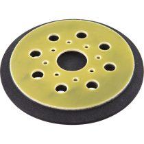 Extol tartalék gumi talp 8891846 rotációs csiszológéphez, átmérő: 125mm