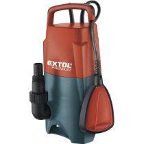 Extol Premium szennyvíz búvárszivattyú, úszókapcsolóval, 750W, szállító teljesítmény: 13m3/h, max. száll.8m  8895007 