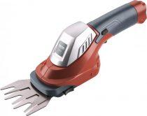 Extol Premium akkus kézi fűnyíró és sövényvágó, 7,2V, beépített Li-ion akku, 1300mA |8895440|