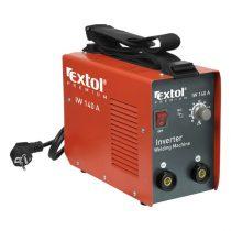Extol Premium inverter hegesztő készülék, 30-140A, tartozékok nélkül, kábel rendelhető: 8898022, 8898023