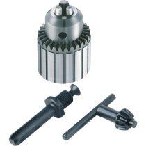 Extol Premium tokmány; hagyományos 2,0-13mm, SDS >> normál adapter, tokmánykulcs