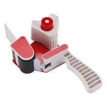 Extol Craft ragasztószalag tépőgép max.:50mm szélességig, max. 66m hosszúságig, műanyag, kézi, állítható szalagsebesség  9500 