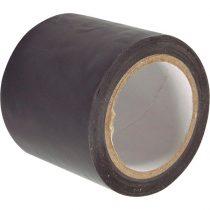 Extol Craft szigetelő szalag, széles, fekete; 10m×50mm×0,13mm |9520|
